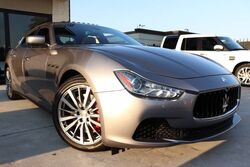 Maserati Ghibli S Q4, LOW MILES, 1 OWNER, FACTORY WARRANTY, SHOWROOM! 2016