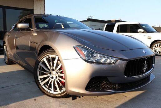 2016 Maserati Ghibli S Q4, LOW MILES, 1 OWNER, FACTORY WARRANTY, SHOWROOM! Houston TX