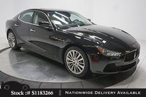 Maserati Ghibli S Q4 NAV,CAM,SUNROOF,HTD STS,19IN WLS,HID LIGHTS 2016