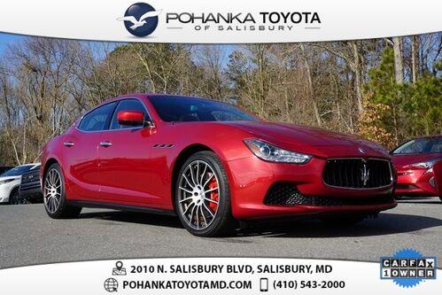 2016_Maserati_Ghibli_S Q4_ Salisbury MD