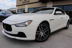 2016_Maserati_Ghibli_S Q4, WARRANTY, 1 OWNER, NO ACCIDENTS!_ Houston TX