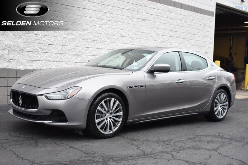 2016 Maserati Ghibli S Q4 Willow Grove PA