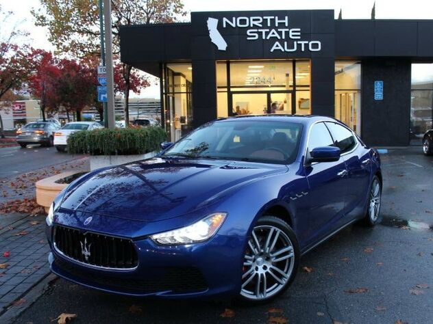 2016_Maserati_Ghibli_S_ Walnut Creek CA