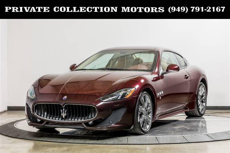 2016_Maserati_GranTurismo_Sport_ Costa Mesa CA