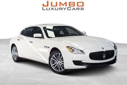 2016_Maserati_Quattroporte_S_ Hollywood FL