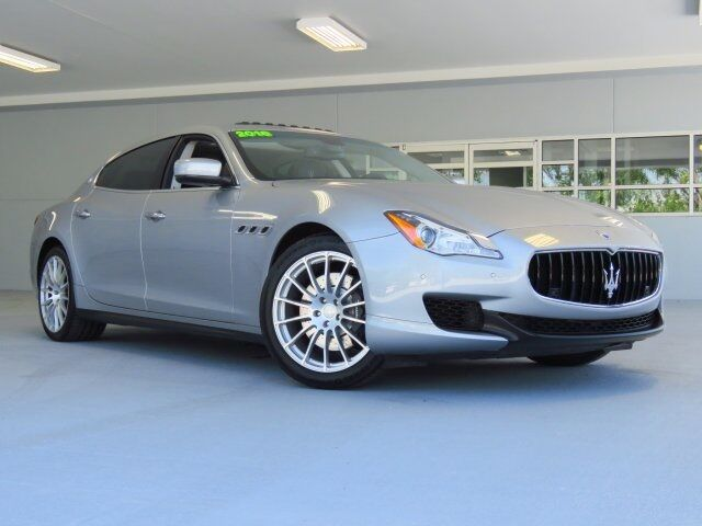 2016 Maserati Quattroporte S Merriam KS