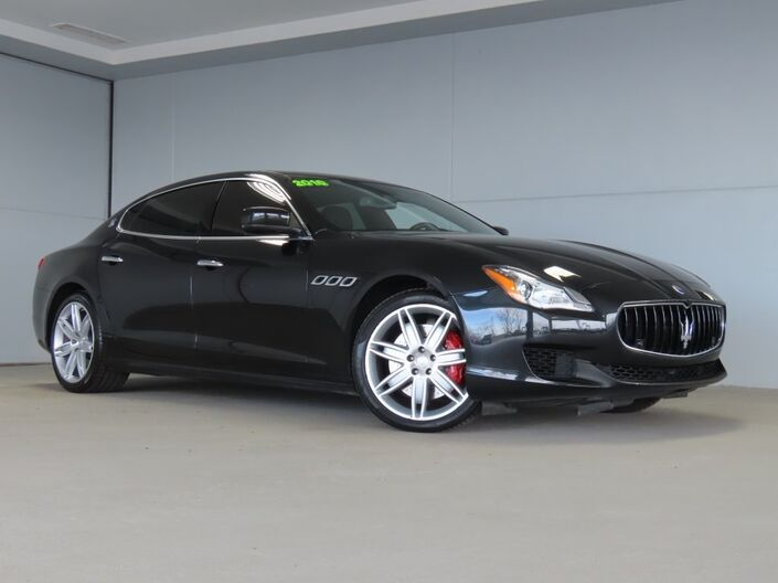 2016 Maserati Quattroporte S Q4 Merriam KS