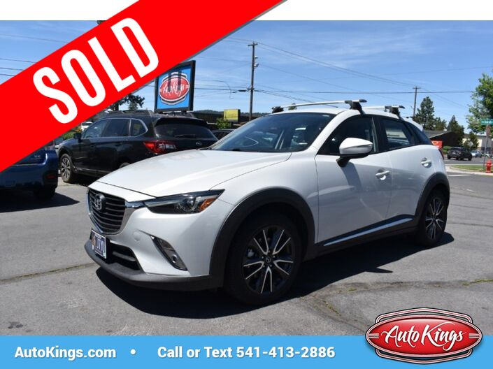 2016 Mazda CX-3 AWD Grand Touring Bend OR