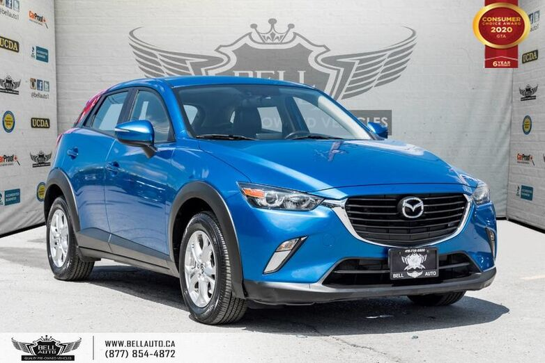 2016 Mazda CX-3 GS, AWD, BACK-UP CAM, SUNROOF, PUSH START, LEATHER Toronto ON