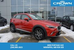 2016_Mazda_CX-3_GT AWD *Low KM/Local/One Owner/Accident Free*_ Winnipeg MB