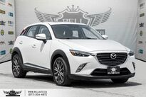 Mazda CX-3 GT, AWD, NAVI, BACK-UP CAM, SUNROOF, HEADS-UP DIS 2016