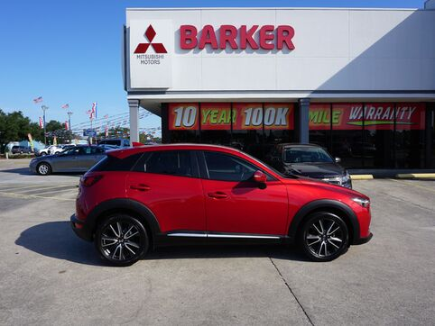 2016_Mazda_CX-3_Grand Touring AWD_ Houma LA