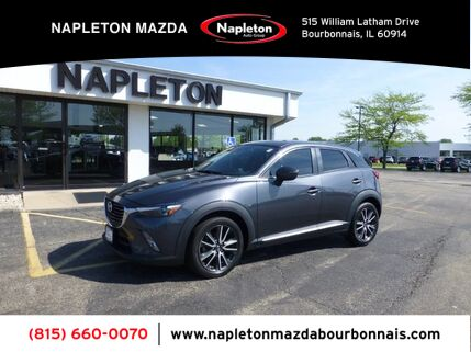 2016_Mazda_CX-3_Grand Touring_ Bourbonnais IL