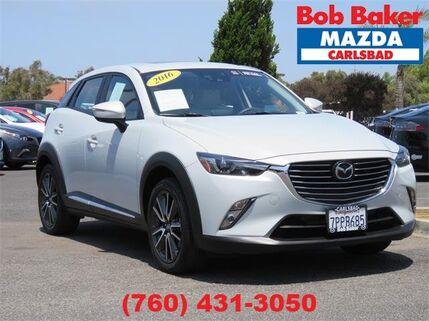 2016_Mazda_CX-3_Grand Touring_ Carlsbad CA