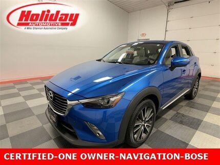 2016_Mazda_CX-3_Grand Touring_ Fond du Lac WI