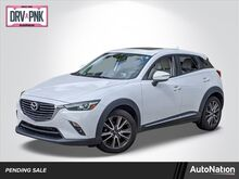 2016_Mazda_CX-3_Grand Touring_ Fort Lauderdale FL