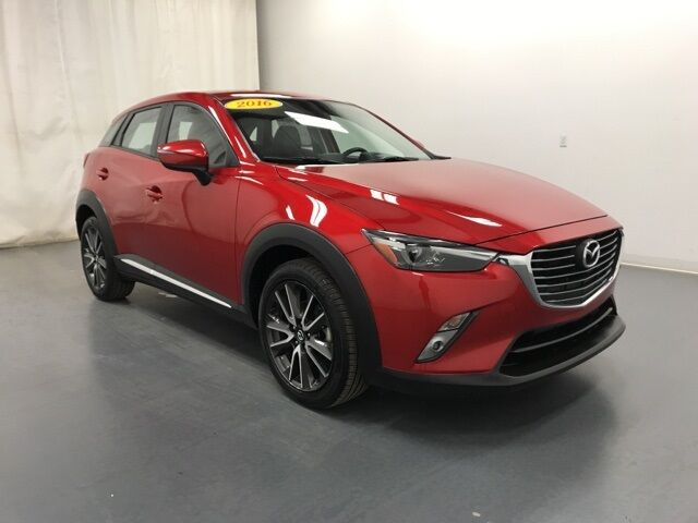 2016 Mazda CX-3 Grand Touring Holland MI