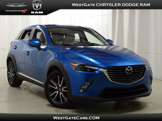 2016 Mazda CX-3 Grand Touring Raleigh NC