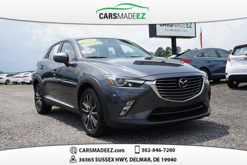2016_Mazda_CX-3_Grand Touring_ Salisbury MD
