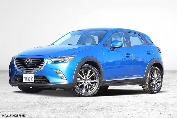 2016 Mazda CX-3 Grand Touring San Jose CA