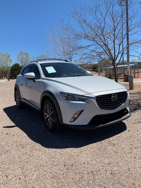 2016_Mazda_CX-3_Grand Touring_ Santa Fe NM