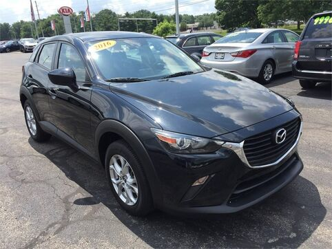 2016_Mazda_CX-3_SPORT_ Evansville IN