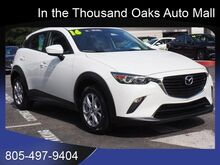 2016_Mazda_CX-3_Sport_ Thousand Oaks CA