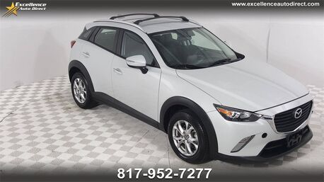 2016_Mazda_CX-3_Touring BUCKET SEATS,BCK-CAM,BLUETOOTH..._ Euless TX