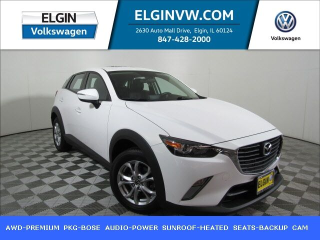 2016 Mazda CX-3 Touring Elgin IL