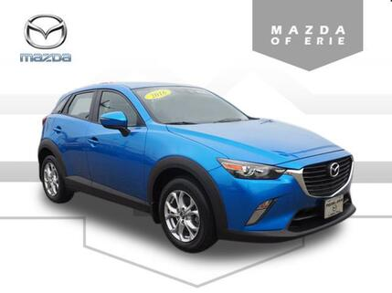 2016_Mazda_CX-3_Touring_ Erie PA