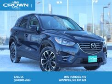 2016_Mazda_CX-5_2016.5 AWD GT *LOW KMS *LOCAL TRADE IN_ Winnipeg MB