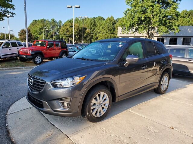 2016 Mazda CX-5 2016.5 FWD 4dr Auto Touring Cary NC