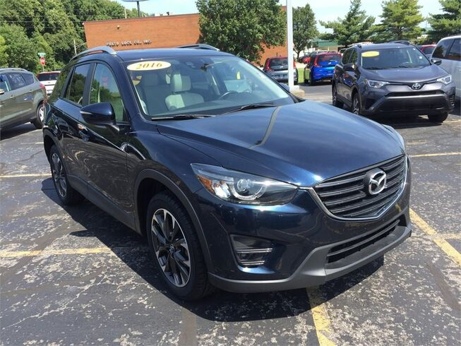 2016 Mazda CX-5 AWD GRAND TOURING Evansville IN