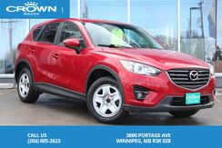 2016_Mazda_CX-5_AWD GS Comfort Pkg *Power Moonroof *Heated Seats *Winter Tires on Rims_ Winnipeg MB