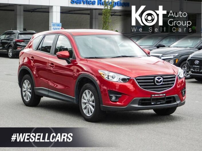 2016 Mazda CX-5 FWD 4dr Auto GS Maple Ridge BC