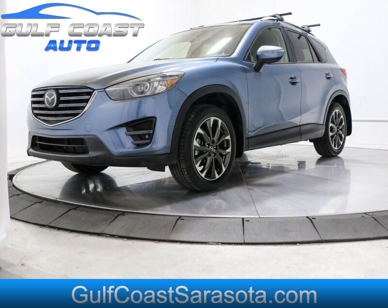 2016 Mazda CX-5 GRAND TOURING LEATHER SUNROOF EXTRA CLEAN Sarasota FL
