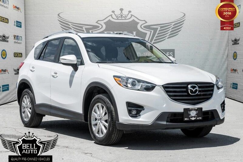 2016 Mazda CX-5 GS BACK-UP CAM, BLUETOOTH, MOONROOF, HEATED SEATS