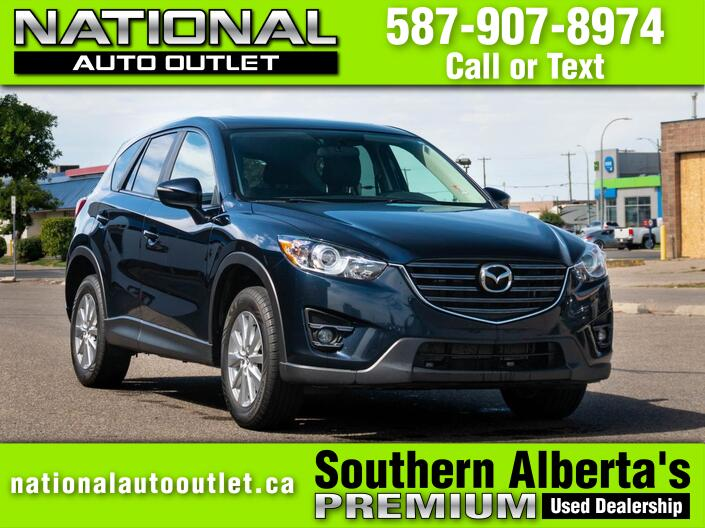 2016 Mazda CX-5 GS Lethbridge AB
