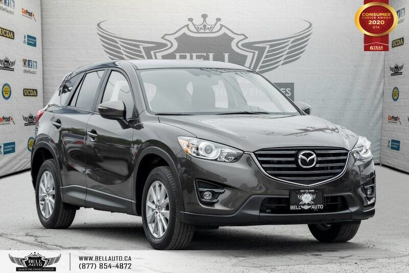 2016 Mazda CX-5 GS, NO ACCIDENT, AWD, NAVI, REAR CAM, B.SPOT