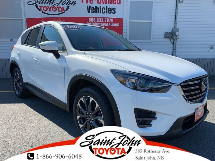 2016 Mazda CX-5 GT Saint John NB