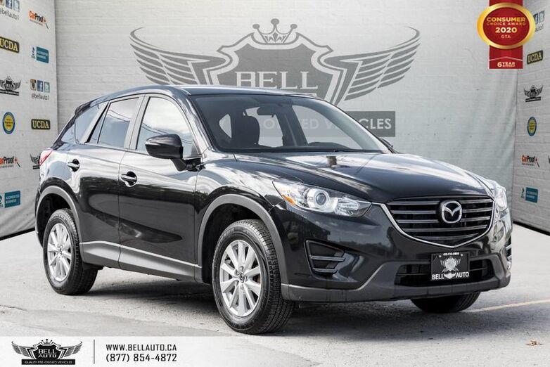 2016 Mazda CX-5 GX, NO ACCIDENT, BLUETOOTH, PUSH START, SPORT MODE Toronto ON