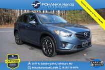 2016 Mazda CX-5 Grand Touring AWD ** Pohanka Certified 10 Year / 100,000  **