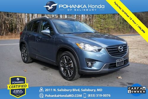 2016_Mazda_CX-5_Grand Touring AWD ** Pohanka Certified 10 Year / 100,000  **_ Salisbury MD