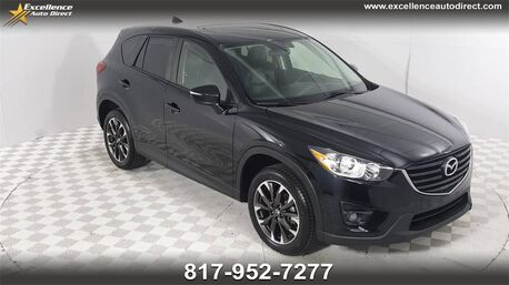 2016_Mazda_CX-5_Grand Touring ,BLIND SPOT,NAV/SUNROOF,BCK-CAM,BLUETOOTH..._ Euless TX