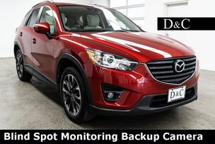 2016 Mazda CX-5 Grand Touring Blind Spot Monitoring Backup Camera