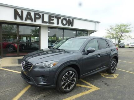 2016_Mazda_CX-5_Grand Touring_ Bourbonnais IL