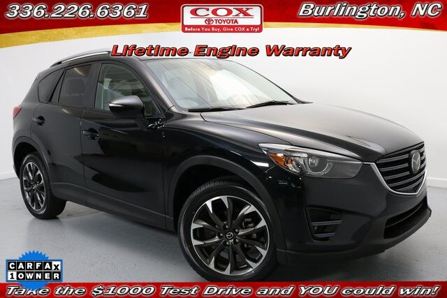 2016 Mazda CX-5 Grand Touring Burlington NC