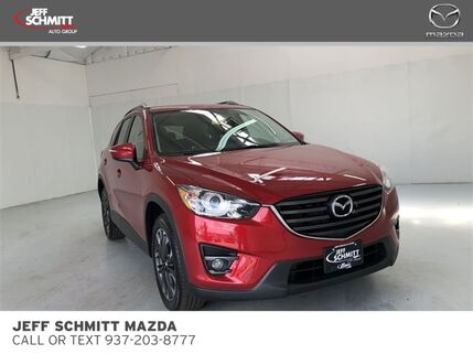 2016_Mazda_CX-5_Grand Touring_ Dayton area OH