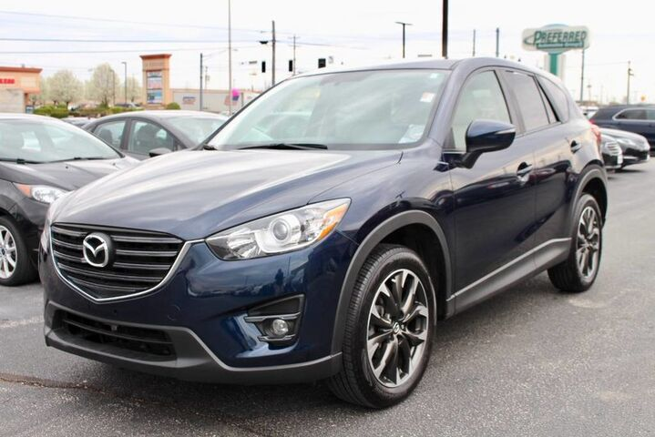 2016 Mazda CX-5 Grand Touring Fort Wayne Auburn and Kendallville IN