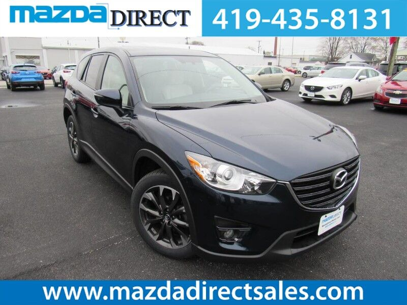 2016 Mazda CX-5 Grand Touring Fostoria OH